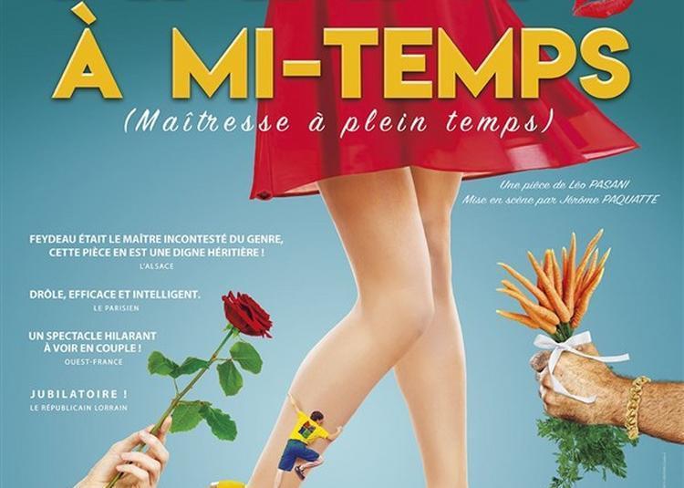Amants à Mi-Temps à Paris 14ème