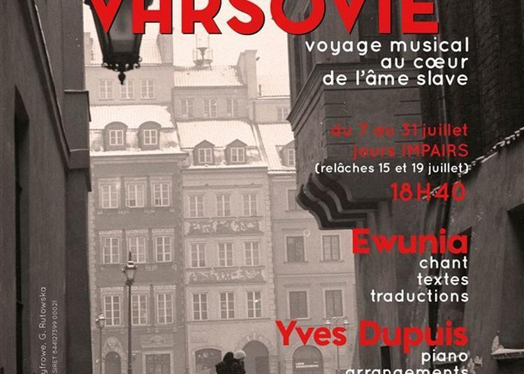 Amants De Varsovie à Avignon