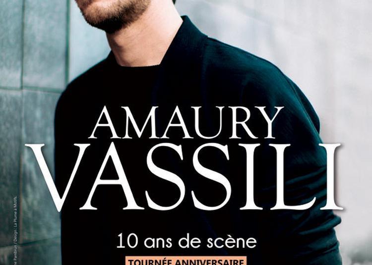 Amaury Vassili à Saint Priest