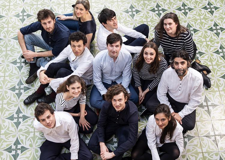 Amazone - Lea Desandre & l'Ensemble Jupiter à Rouen
