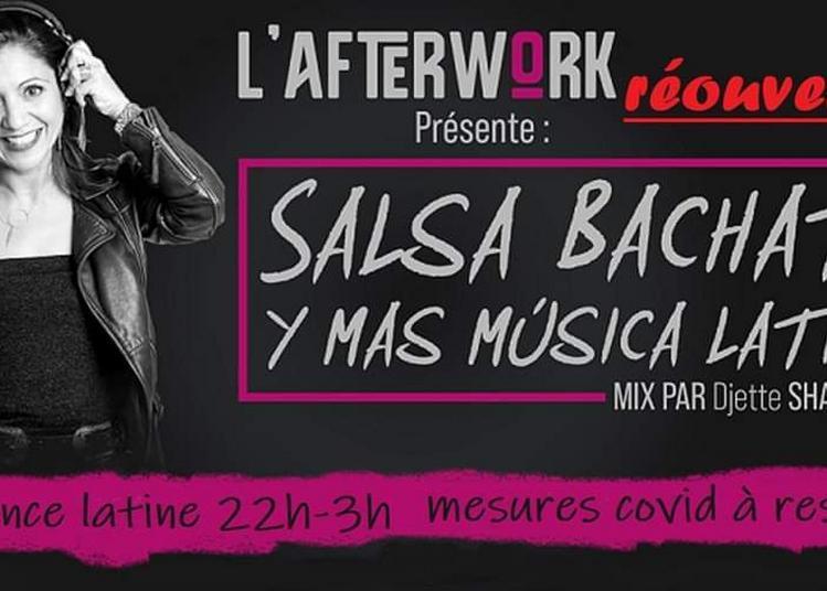 Ambiance salsa Latina avec Djette Shaky à Marseille