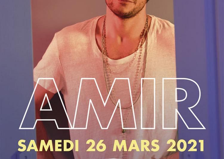 Amir - report à Paris 19ème