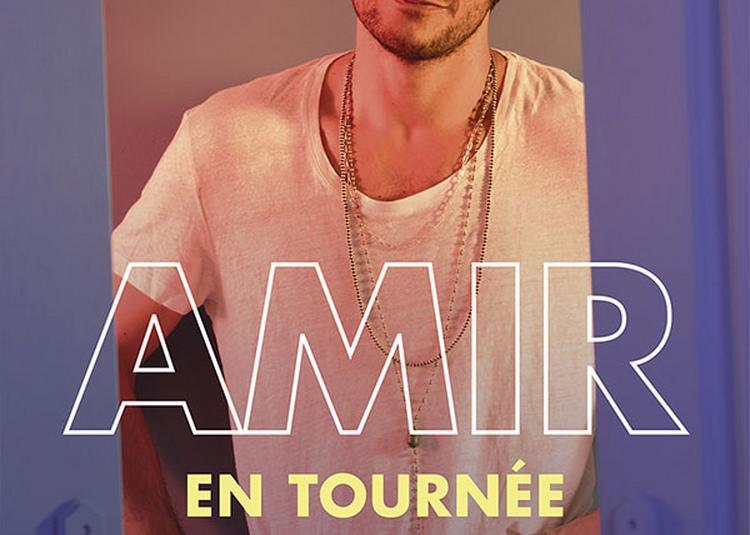 Amir - report à Toulouse