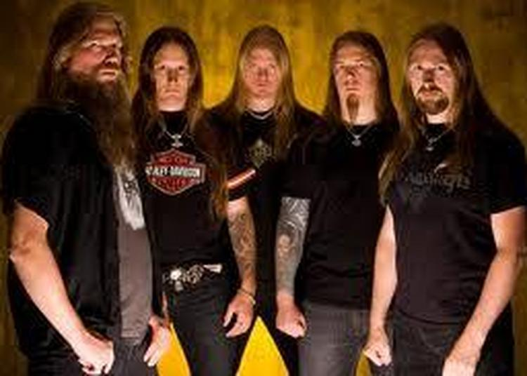 Amon Amarth à Grenoble