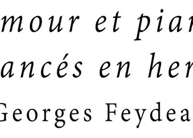 Amour Et Piano / Fiances En Herbe à Eragny