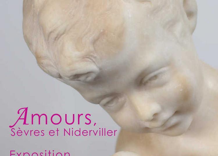 Amours, Sèvres Et Niderviller à Sarrebourg