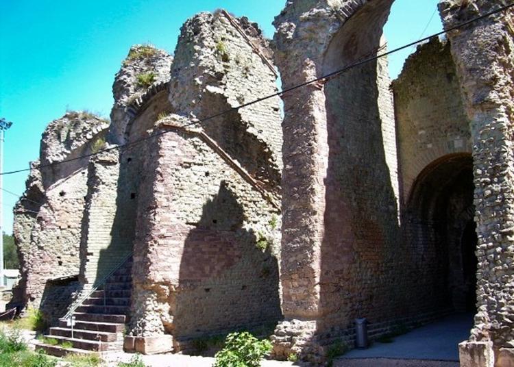 Amphithéâtre à Frejus