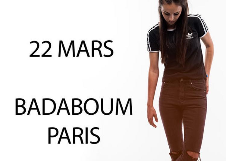 Amy Shark à Paris 11ème