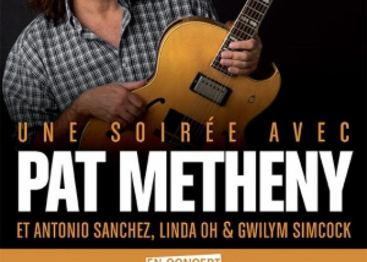 An Evening With Pat Metheny à Sausheim