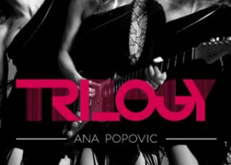 Ana Popovic + Moose Trio à Audincourt