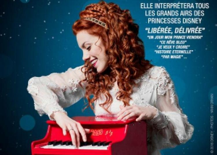 Anais Delva Chante Les Princesses Disney à Tinqueux