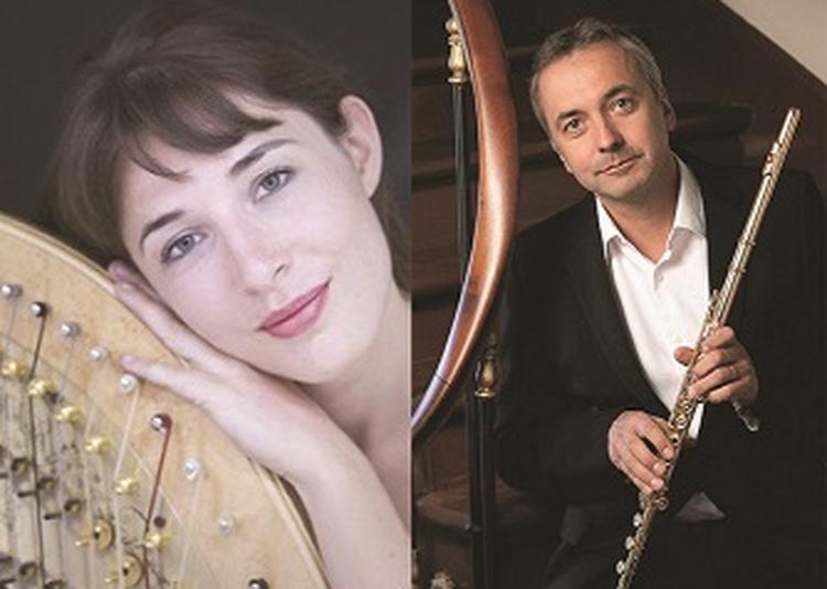 Anaïs Gaudemard & Philippe Bernold à Allassac
