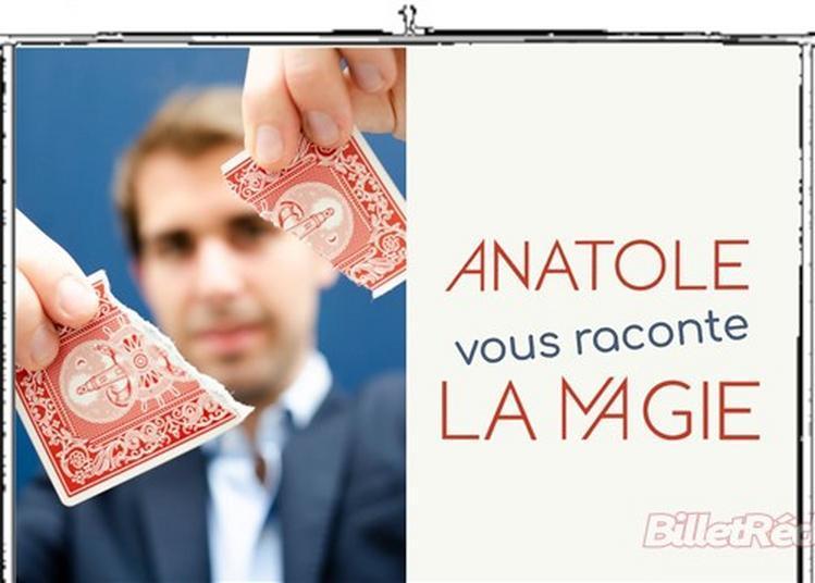 Anatole Vous Raconte La Magie à Paris 20ème