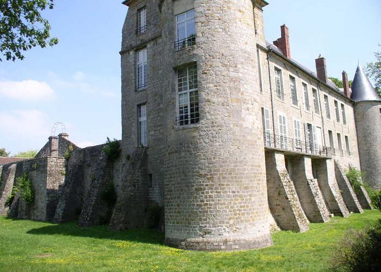 Ancien Château Des Marquis à Nangis