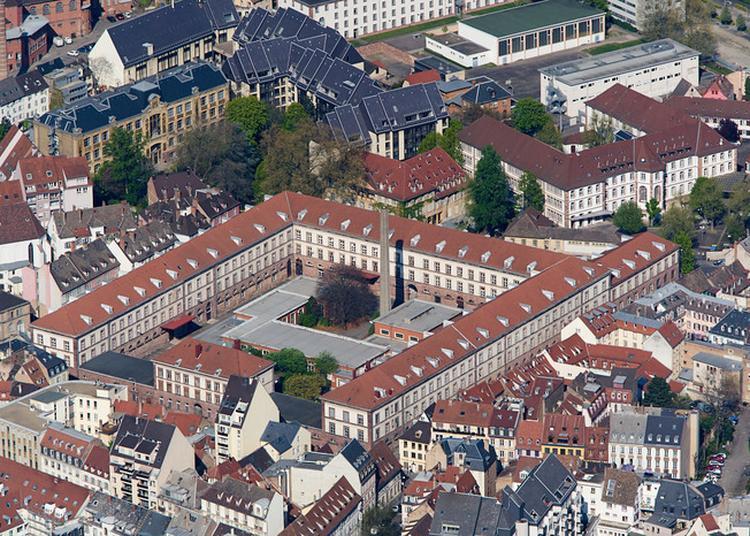 Ancienne Manufacture Des Tabacs De Strasbourg