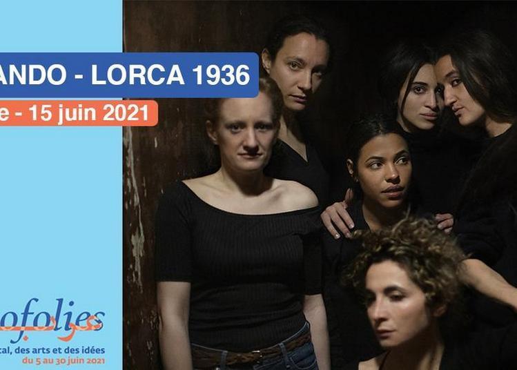 Andando Lorca 1936 à Paris 5ème