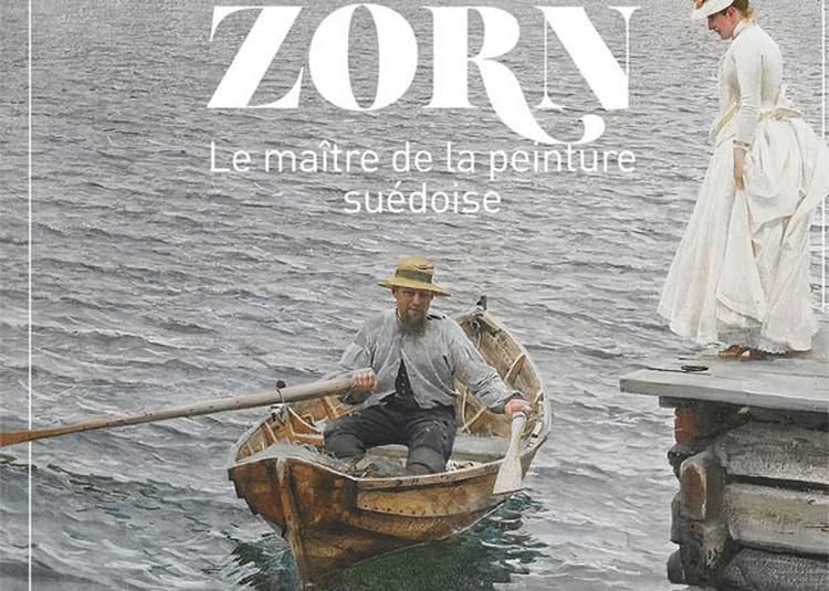 Anders Zorn : Le Peintre de Fin de Siècle à Paris au 17 décembre 2017 à Paris 8ème