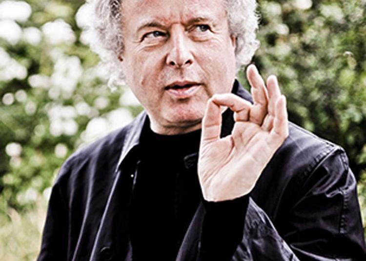 Andras Shiff Joue Beethoven à Paris 19ème