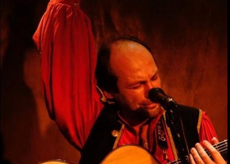 Andreï Kleimenov musiques, chansons et claquettes tziganes à Grenoble