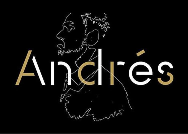 Andres en Live à Marseille