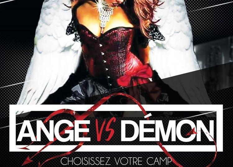 Ange VS Démon | Choisissez votre Camp | Dj Gwada Flex à Montpellier