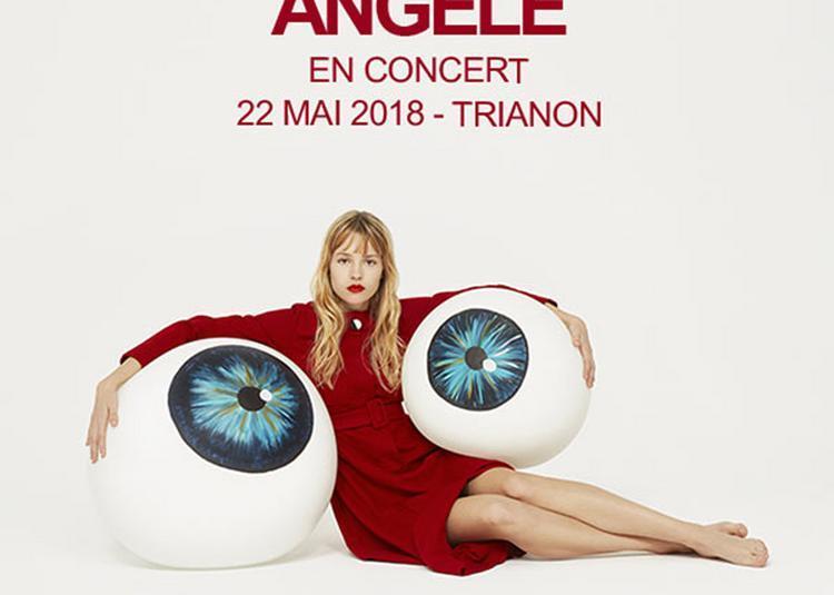 Angele à Paris 18ème