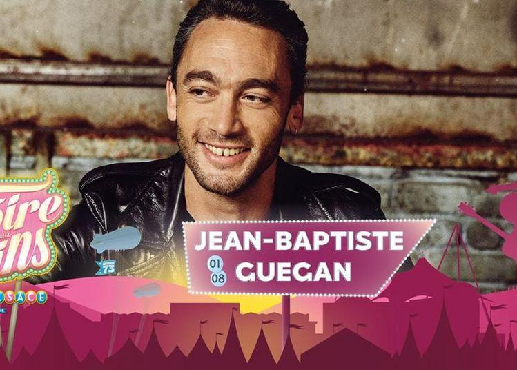 Jean-Baptiste Guegan à Colmar