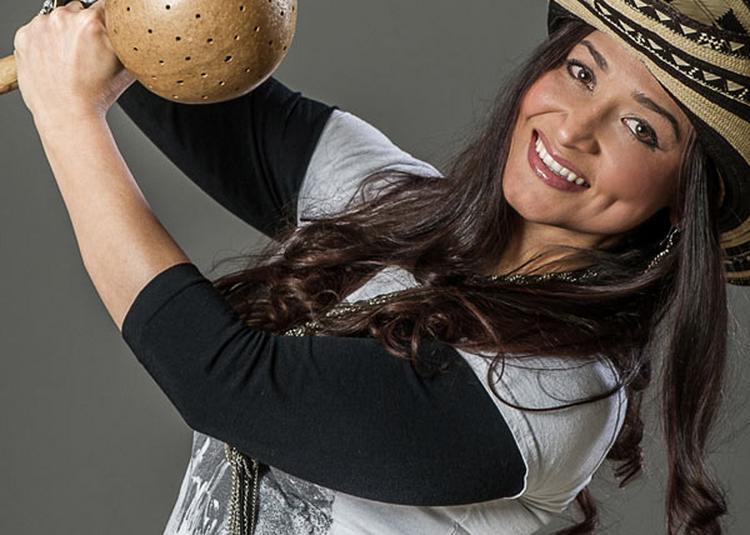 Angelica Lopez à Nogent le Rotrou