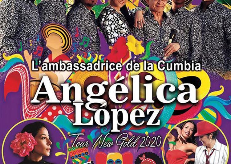 Angelica Lopez à Montreuil