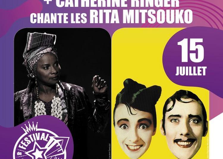 Angelique Kidjo - Catherine Ringer à Carcassonne