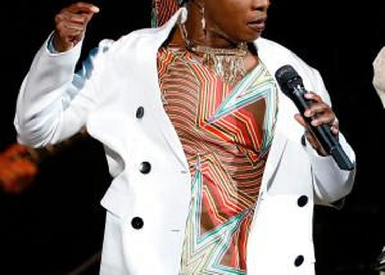 Angélique Kidjo / Remain In Light à Paris 19ème