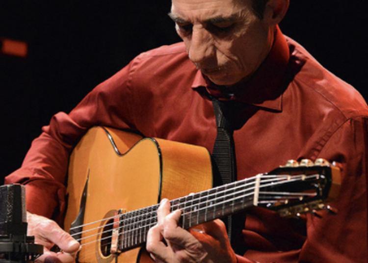 Angelo Debarre Trio à Selestat