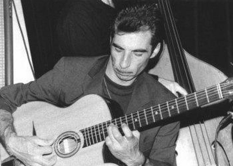 Angelo Debarre Trio à Arcueil