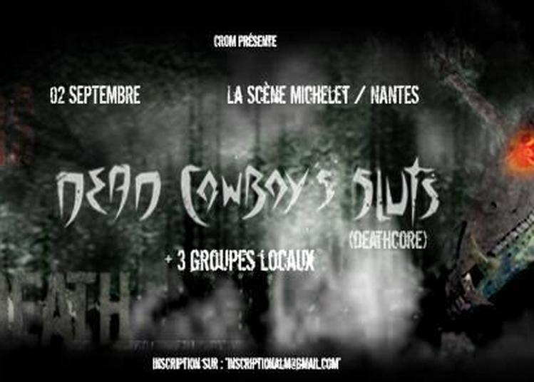 Angers Likes Metal #1 / 3 groupes locaux + Dead Cowboys Sluts à Nantes