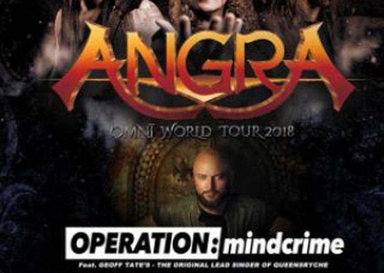 Angra Omni World Tour 2018 à Charmes