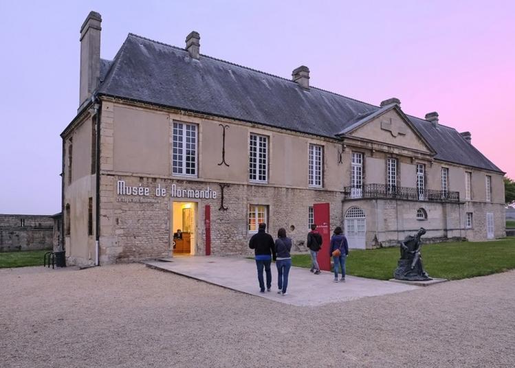 Animation Au Musée Pour Le Jeune Public à Caen