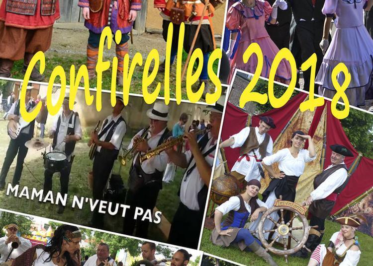 Animation Confirelles 2018 à Saint Michel