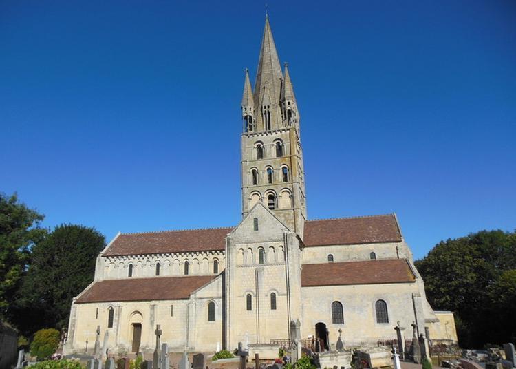 Animation Jeune Public à L'église Saint-sulpice à Secqueville en Bessin