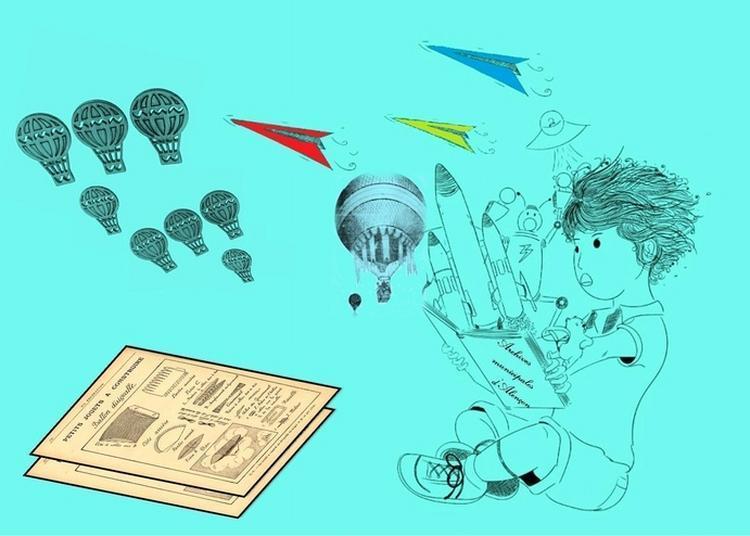Animation Jeune Public :  Atelier Du Ciel Pour Aéronautes En Herbe ! à Alencon