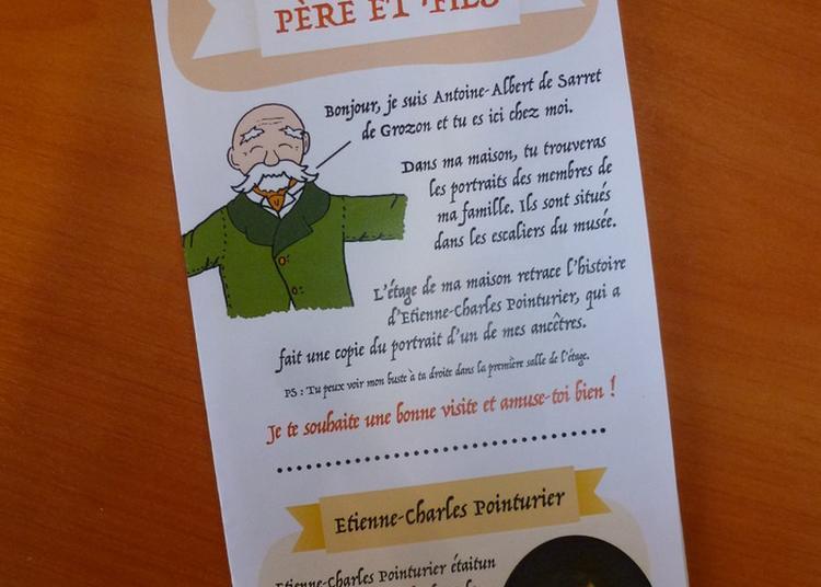 Animation Jeune Public Au Musée D'arbois à Arbois