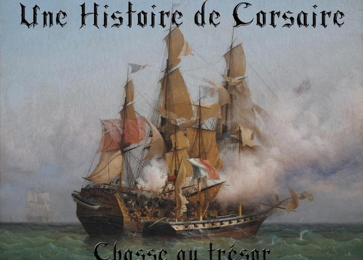 Animation Jeune Public Chasse Au Trésor : François Médard Racine, Une Histoire De Corsaire à Eculleville
