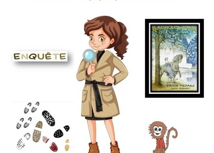 Animation Jeune Public : énigmes Au Musée à Conde sur Noireau