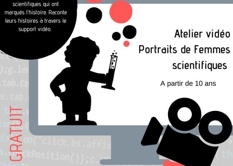Animation Jeune Public : Femmes Et Sciences - Activité Vidéo Pour Enfants Et Adolescents à Evreux