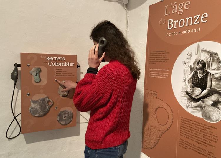 Animation Jeune Public Livret-jeux Et Secrets En Archéologie à Ales