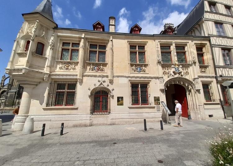 Animation Jeune Public : Visite Guidée Les Animaux Fantastiques De L'hôtel De Bourgtheroulde à Rouen