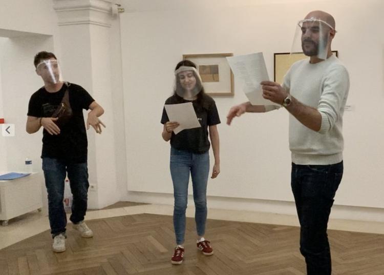 Animation Jeune Public Visites Poétiques à Saint Jean du Gard