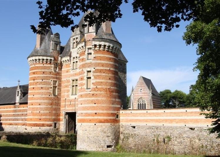 Animations Au Chateau De Mortiercrolles Pour Les Jep 2018 à Saint Quentin les Anges