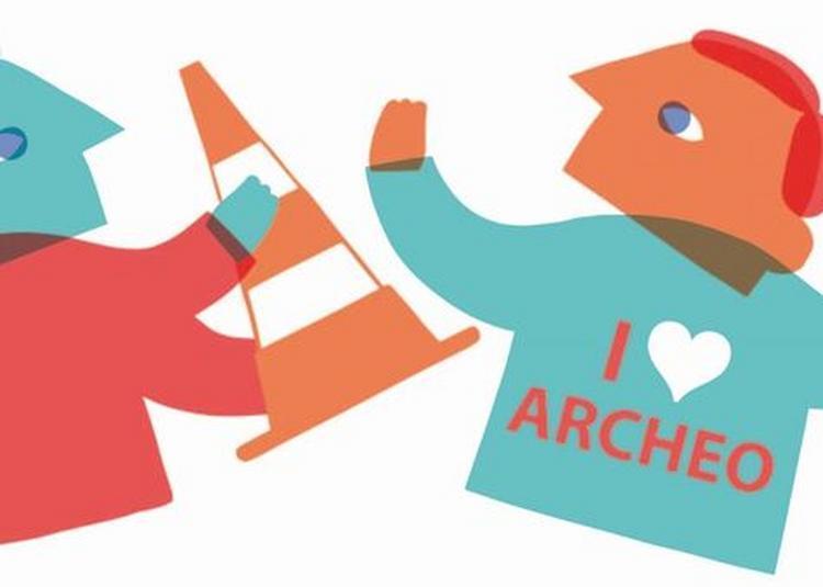 Animations Autour De L'archéologie Pour Les Petits Et Les Grands à Lyon