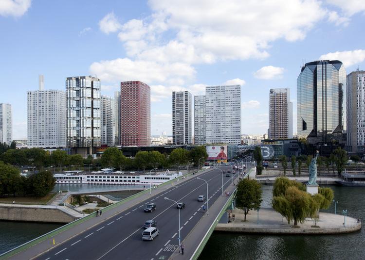 Animations Beaugrenelle En Fête à Paris 15ème