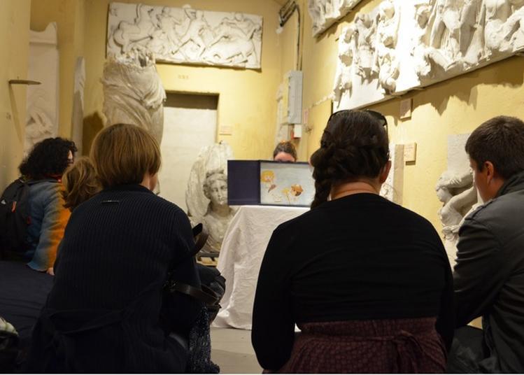 Animations Et Jeux Autour Des Moulages Du Musée Adolf Michaelis à Strasbourg